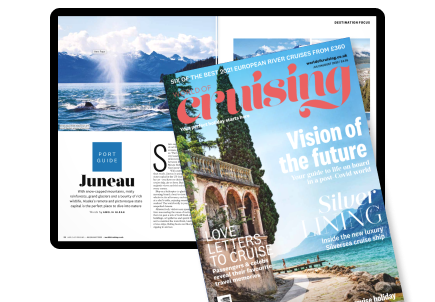 Image of World of Cruising Magazine