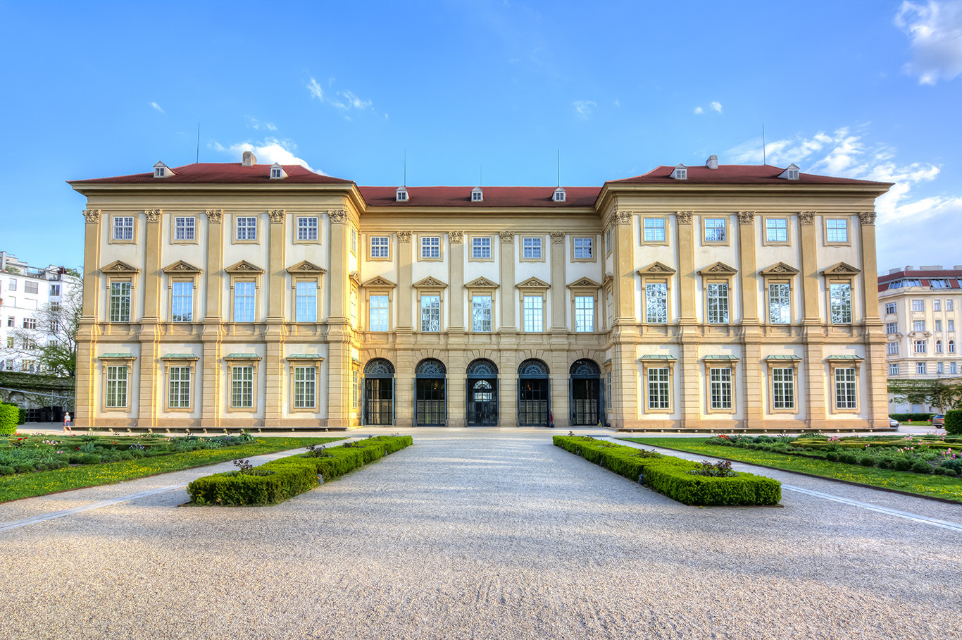 4) Vienna's Liechtenstein City Palace