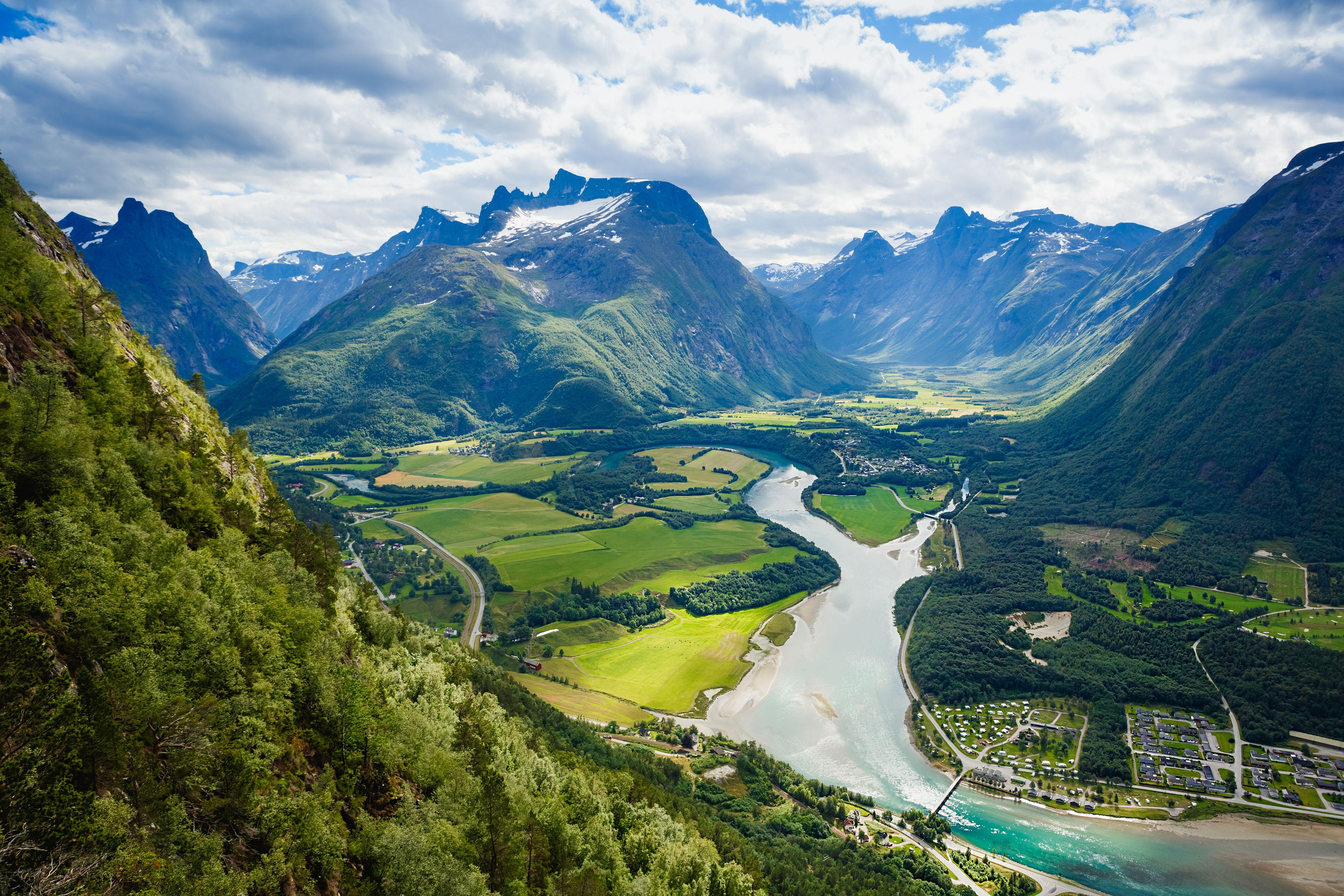 Andalsnes Norway