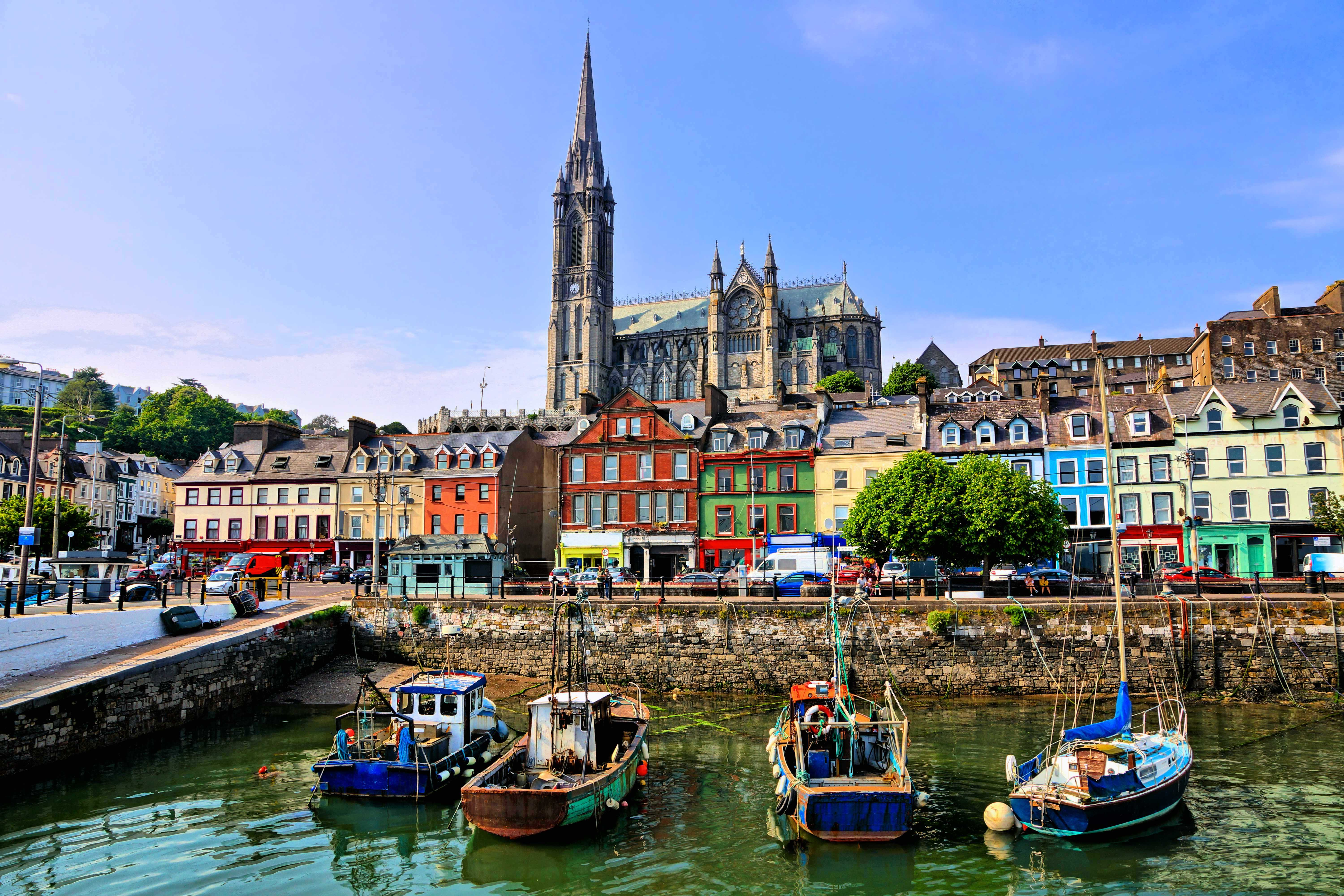 Cobh County Cork Ireland