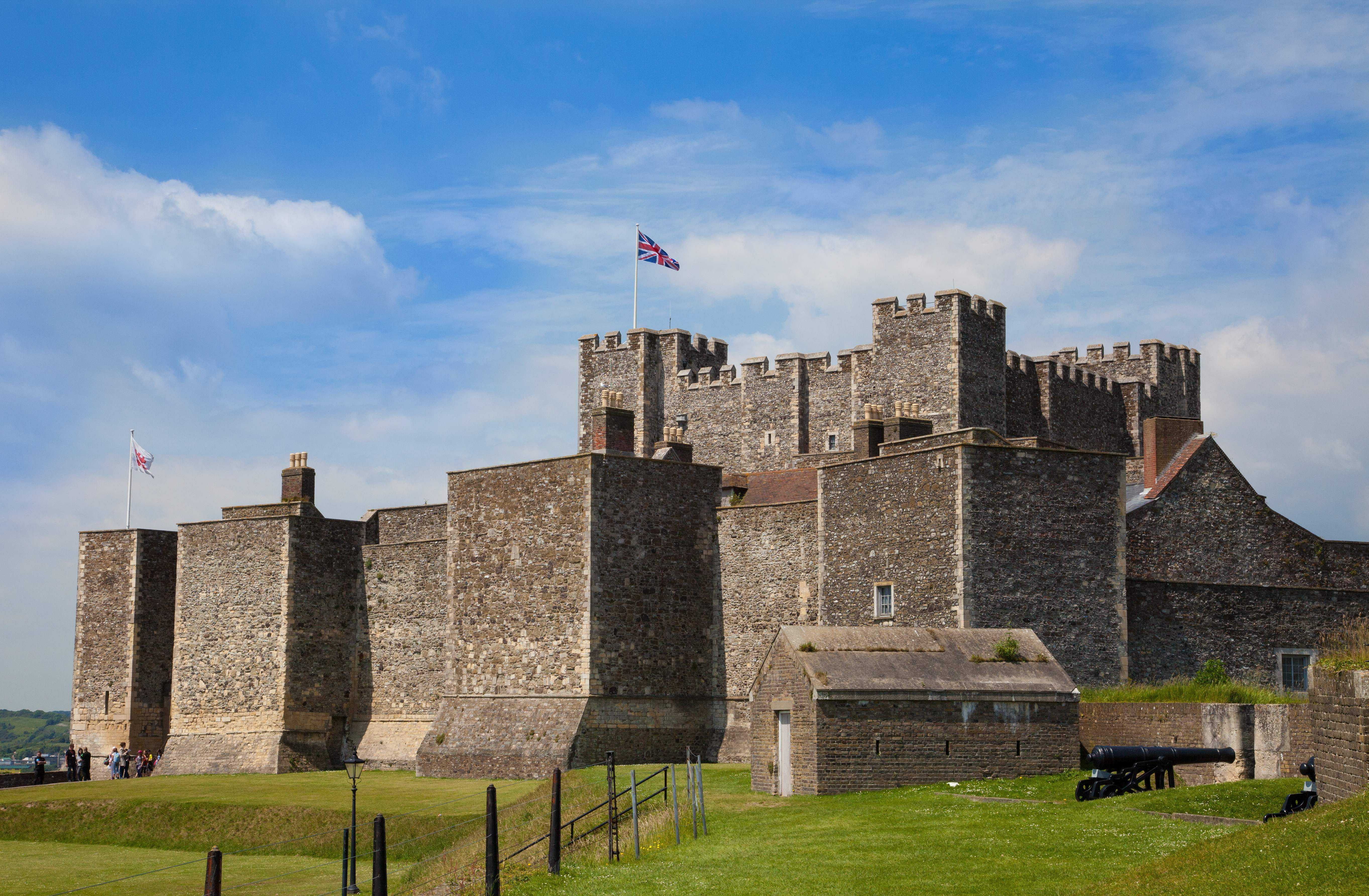 Dover Castle Dover England UK