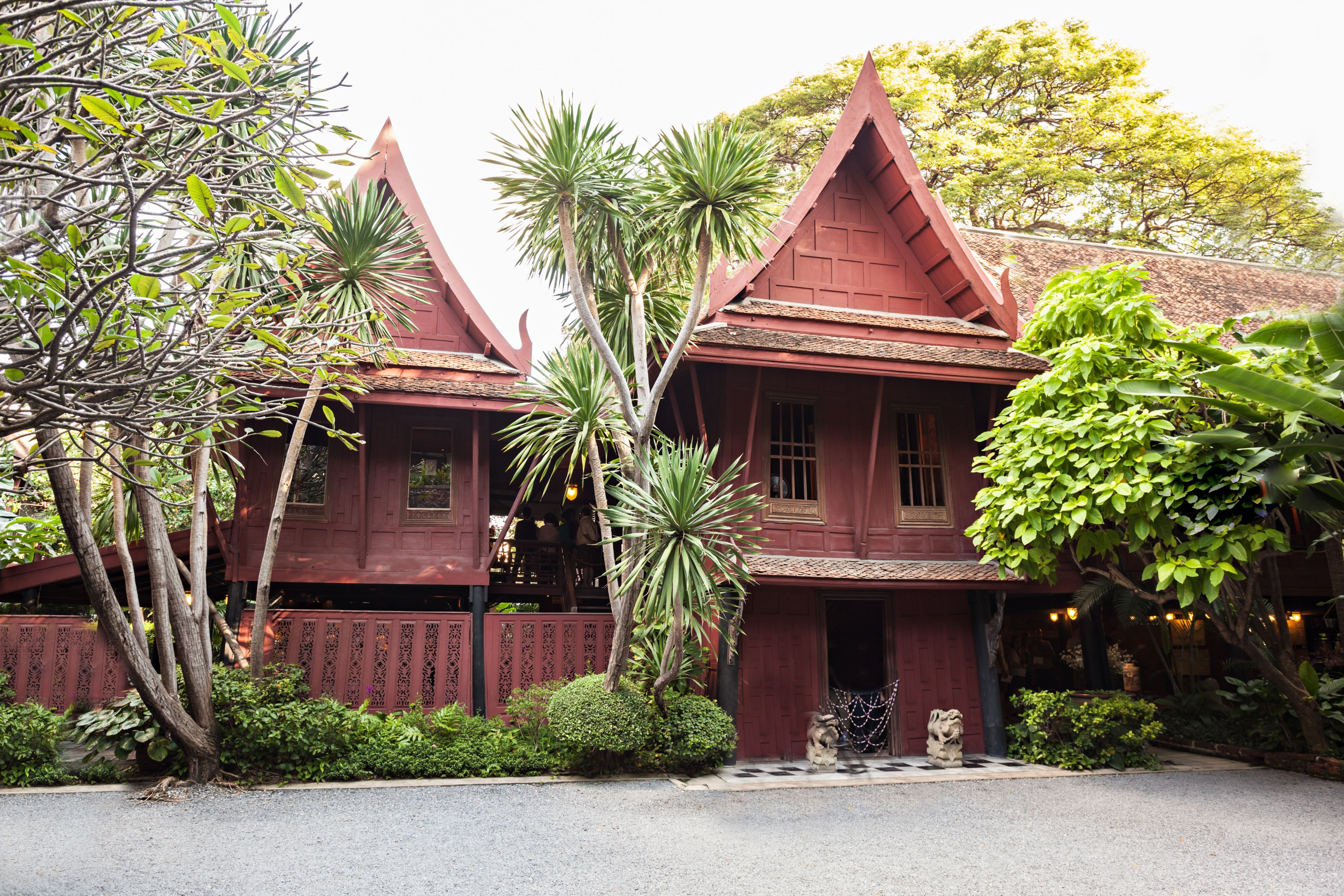 Jim Thompson House Bangkok Thailand