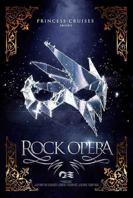 Rock Opera Show Poster