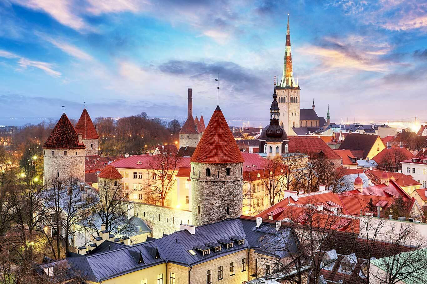 Holland Amerika lijn: Noord Europa, Tallinn