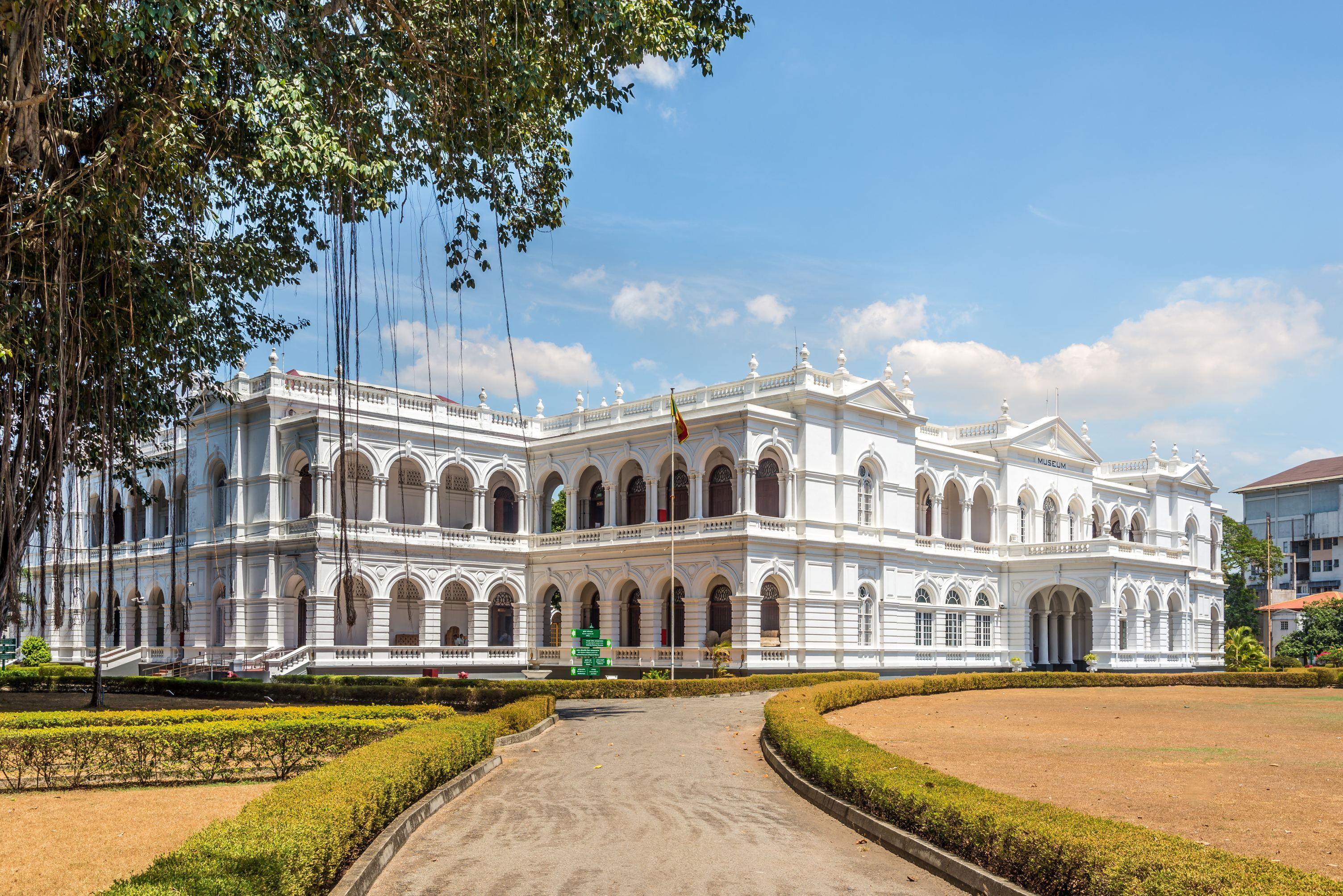 The National Museum of Colombo Colombo Sri Lanka