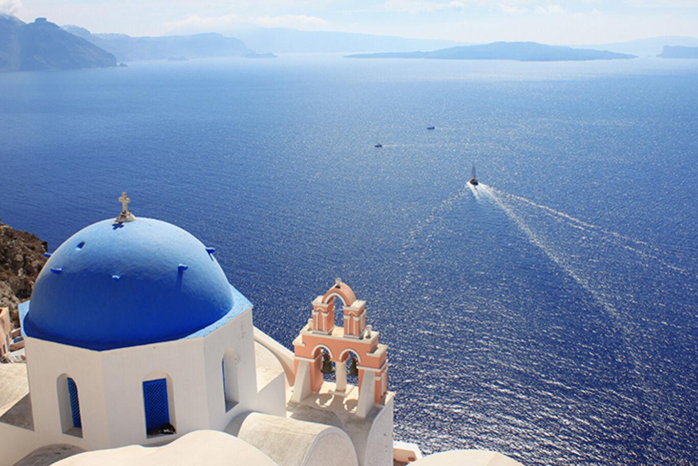 Photo of Oia Santorini by South Aegean Islands region 1