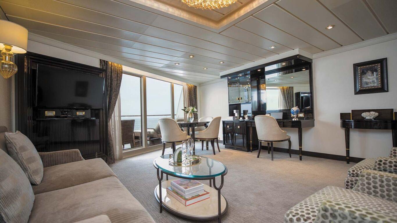 Regent Seven Seas Navigator Room