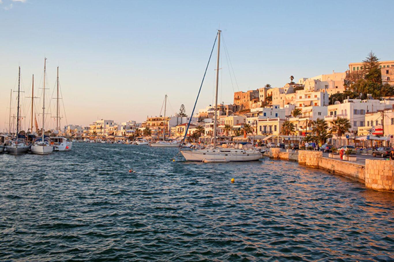 City of Drz Naxos 1727