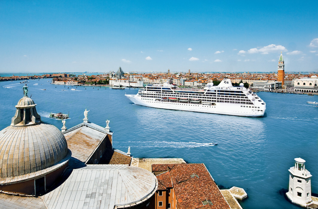 Princess Cruises Pacific Princess, Venice, Italy
