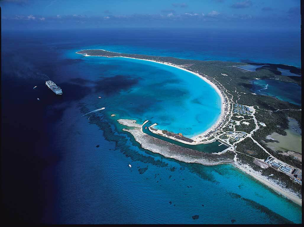 Holland america line island