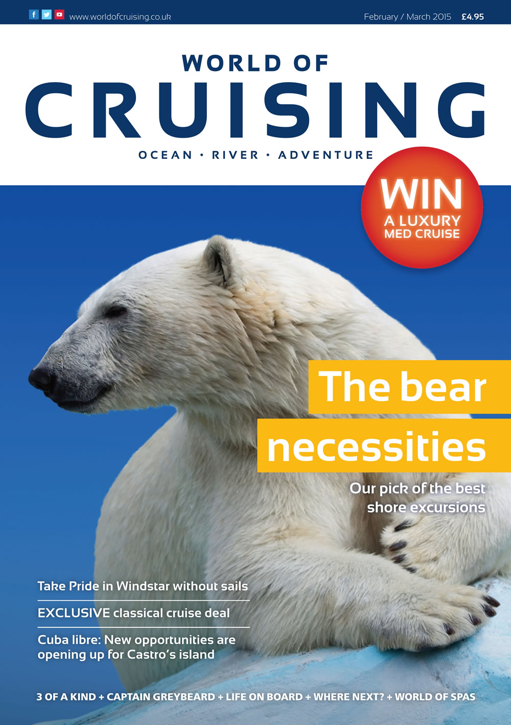 World of Cruising Magazine - February/March 2015