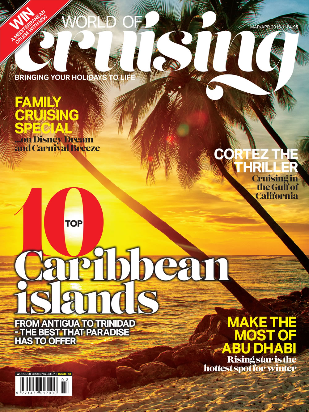 World of Cruising February/March 2016