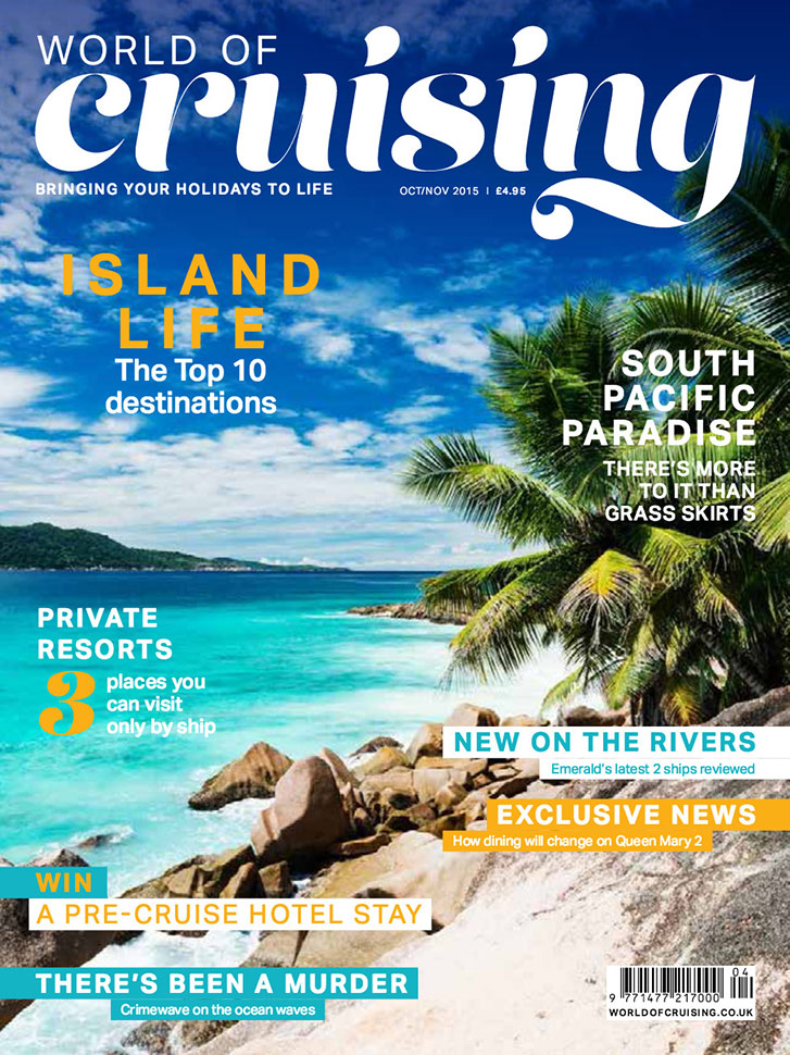 World of Cruising Magazine Oct/Nov 2015