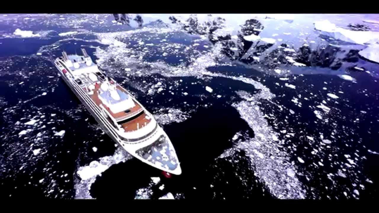Antarctica Compagnie du Ponant