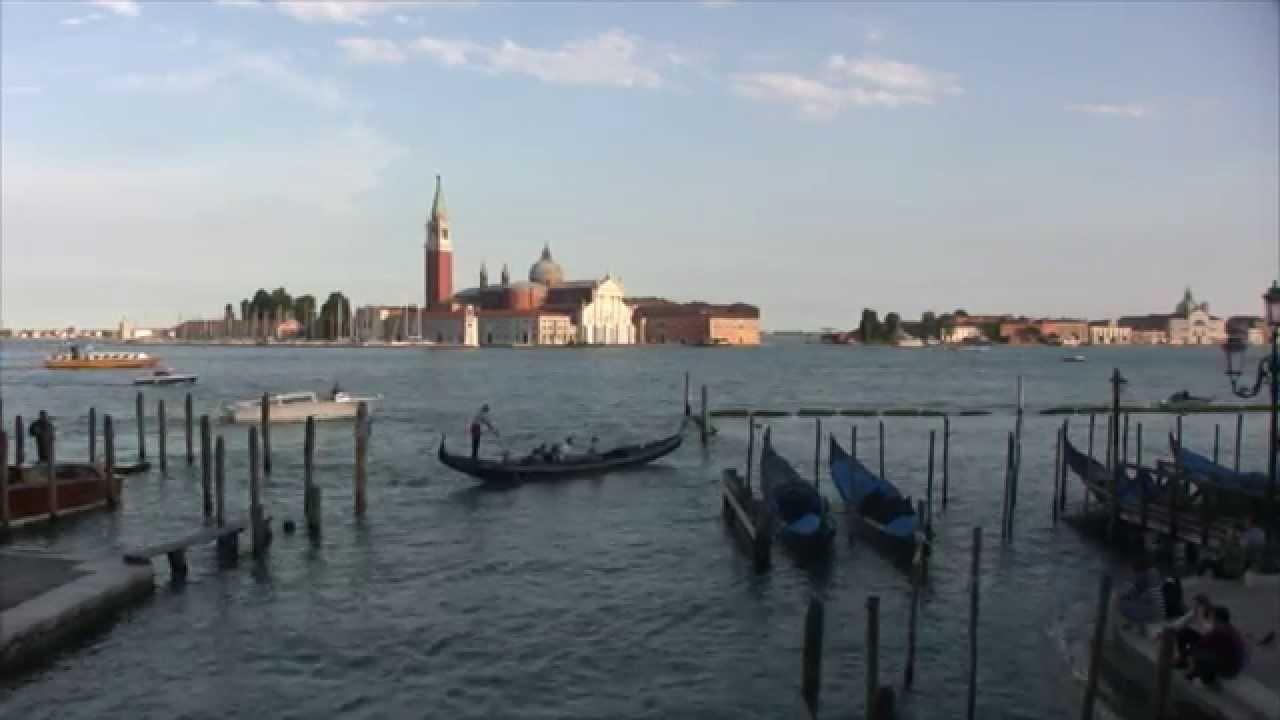 European Waterways Venice