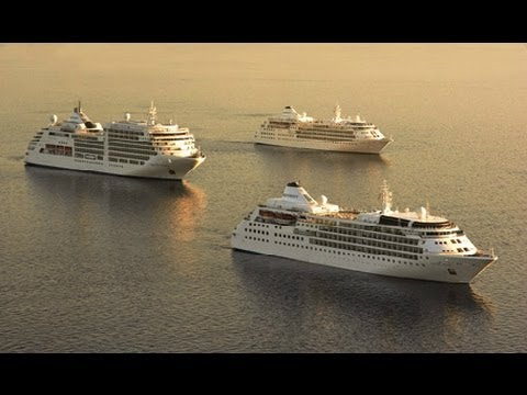Silversea 2014 Grand Voyages