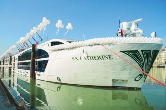 Uniworld SS Catherine