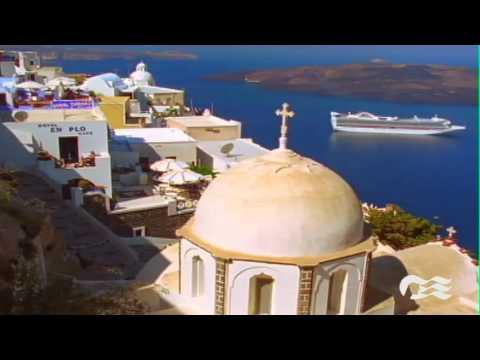 Pricess Cruises Europe 2014