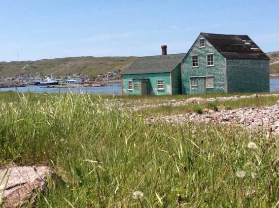 Saint-Pierre Ile aux Marins