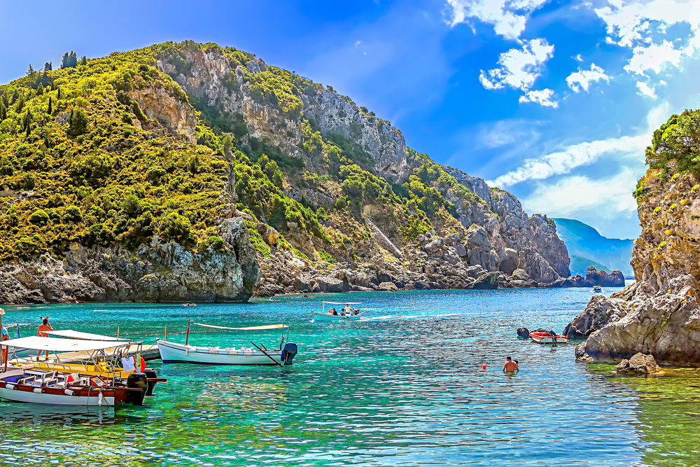 Coast Cyprus