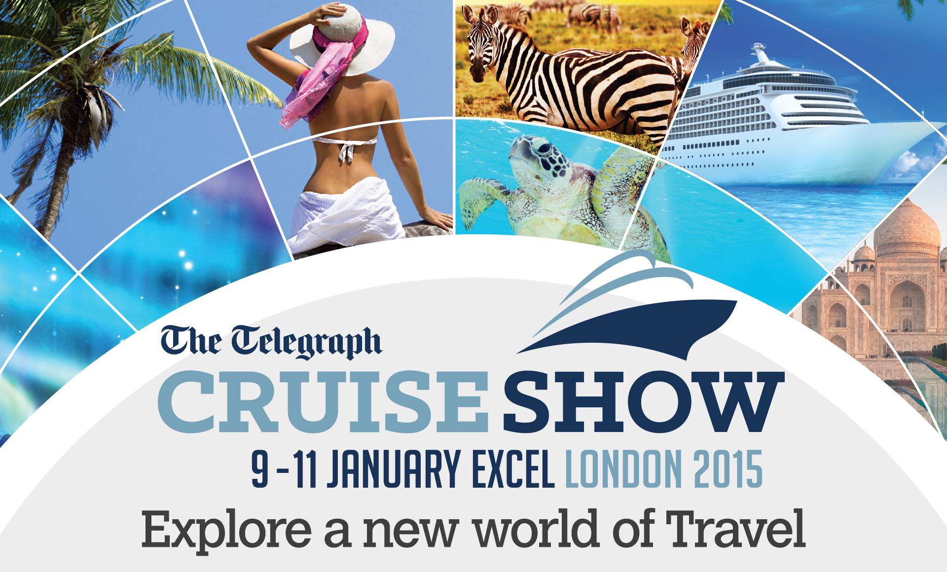 Telegraph Cruise Show 2015