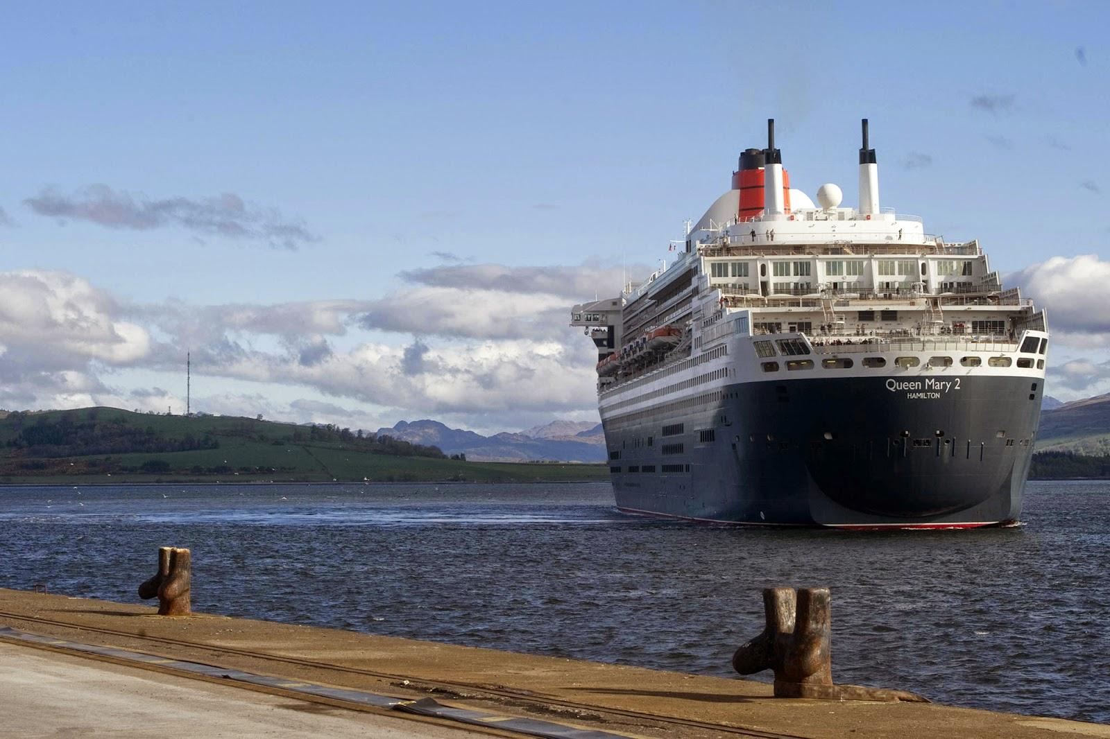 Boost For Greenock Cruise Terminal World Of Cruising Magazine - Cruise ships at greenock