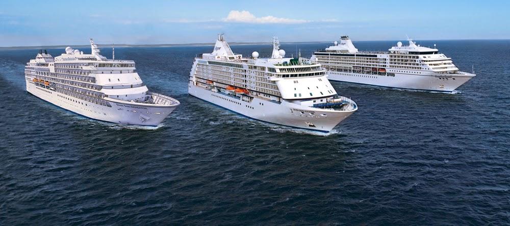 Regent Seven Seas Cruises' vessels