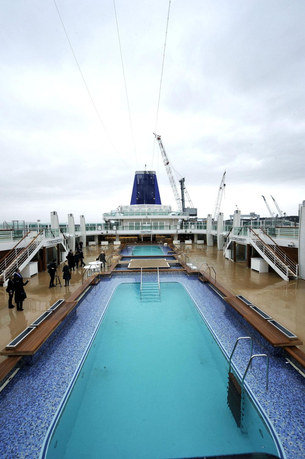 Britannia's Pools