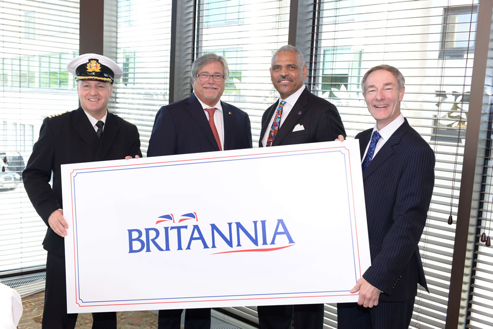 Revealing the Britannia name
