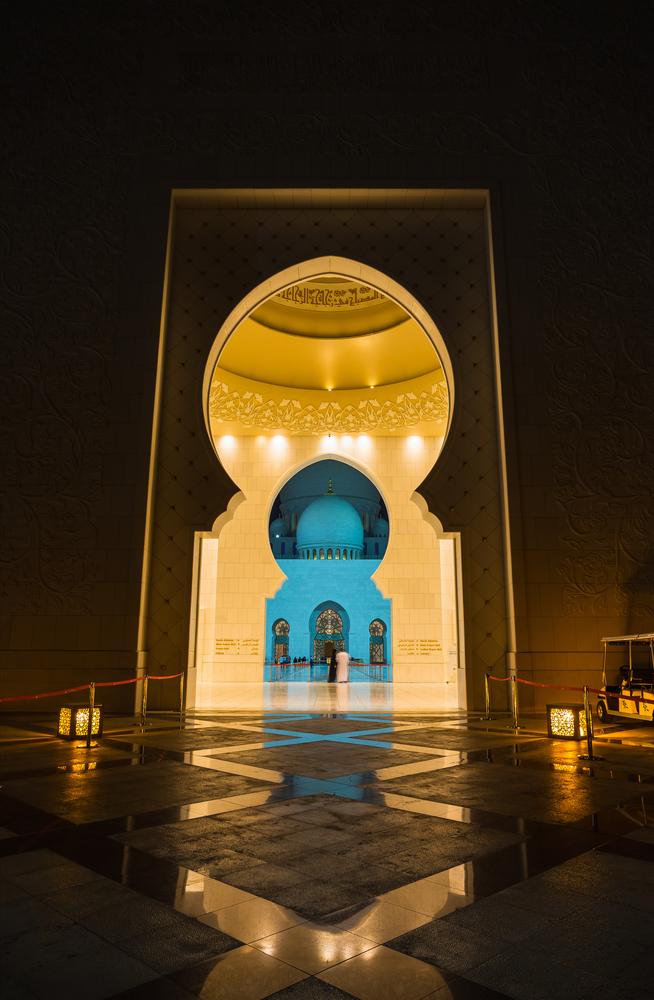 Abu Dhabi - Gulf States