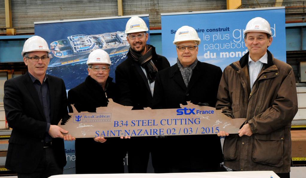 Oasis 4 Steel Cutting