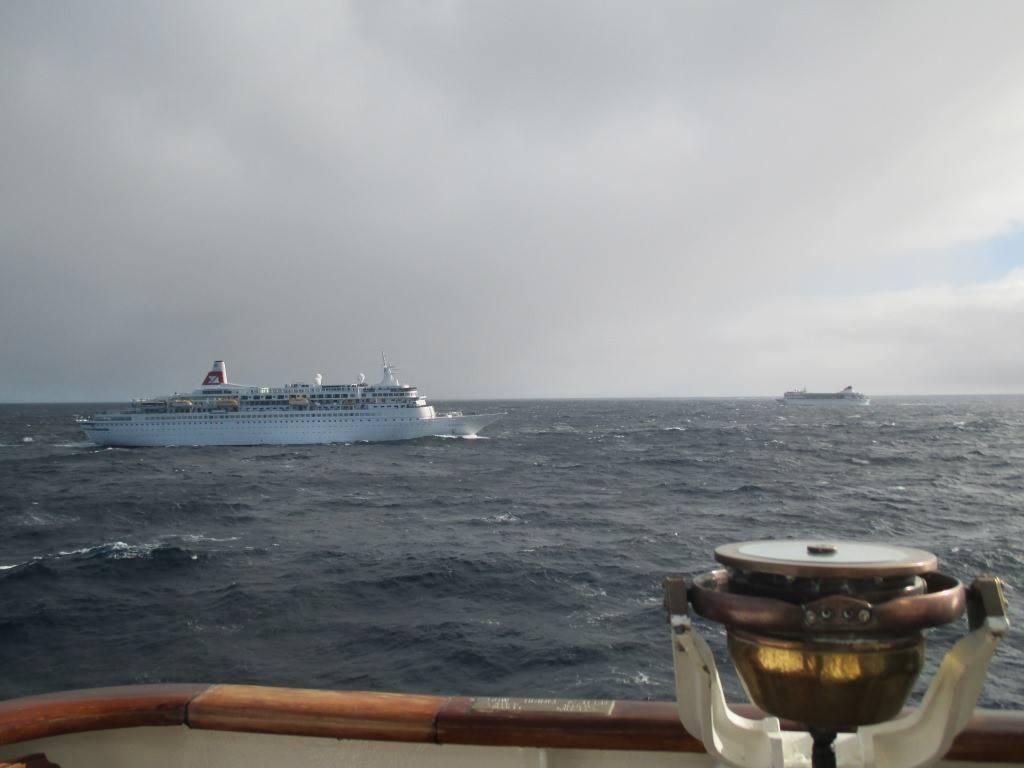 Braemar, Black Watch and Boudicca in the Faroe Islands
