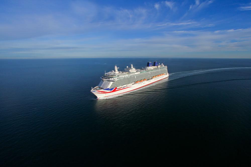 Britannia at Sea