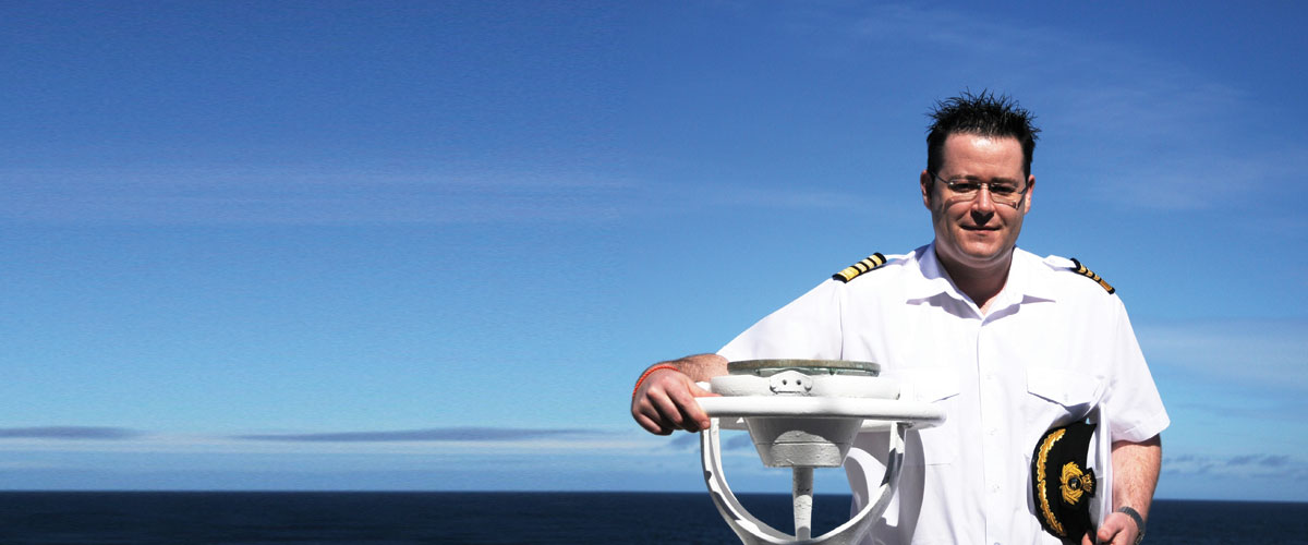 Captain Wesley Dunlop