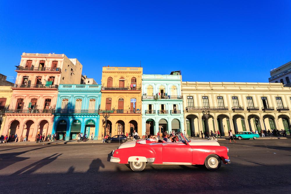 Cuba - Club Tropicana
