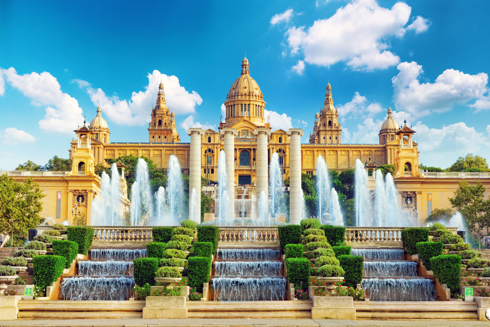 Barcelona - National Art Museum
