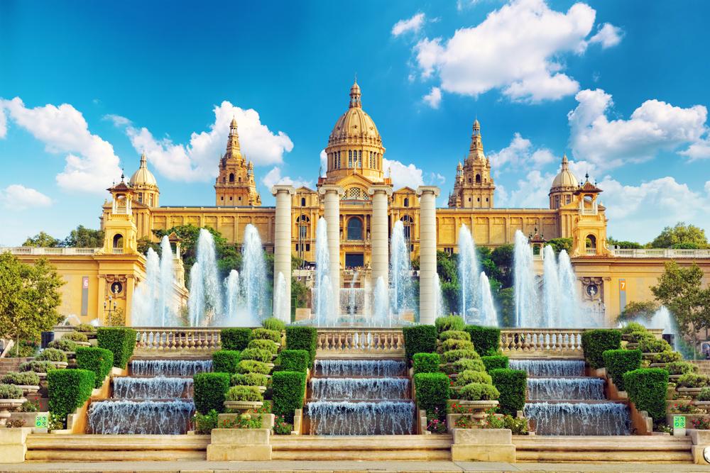 Barcelona - National Art Museum