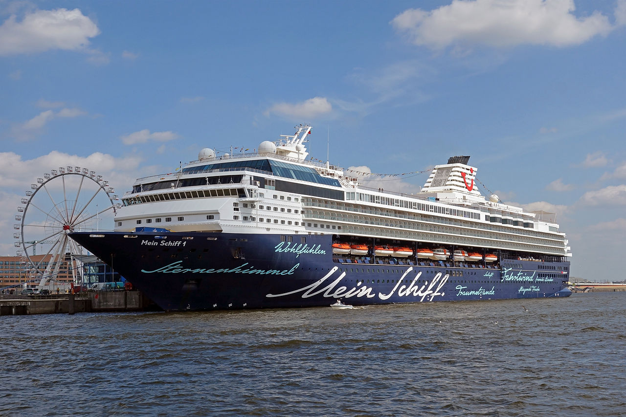 Thomson Cruises To Acquire Mein Schiff 1 And 2 From Tui