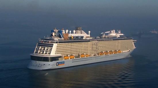 Jane McDonald cruise Anthem of the Seas