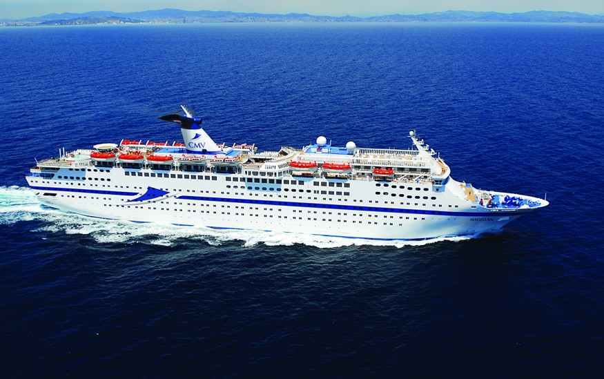 Around the world in 120 days on cruise maritime s for Around the world cruise ship