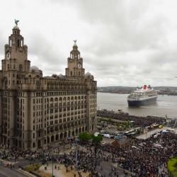 175 Cunard - 3 Queens - Liverpool