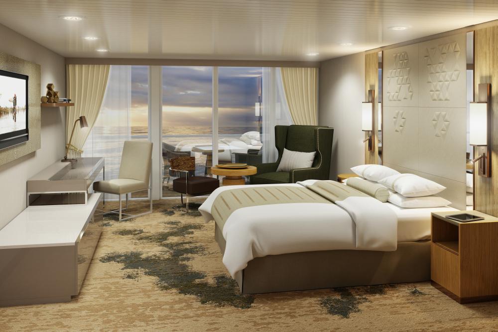 Club Continental Suite