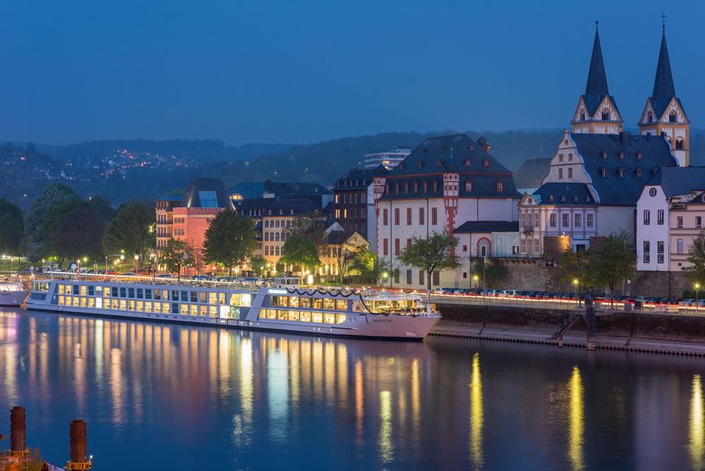 Emerald Sky in Koblenz