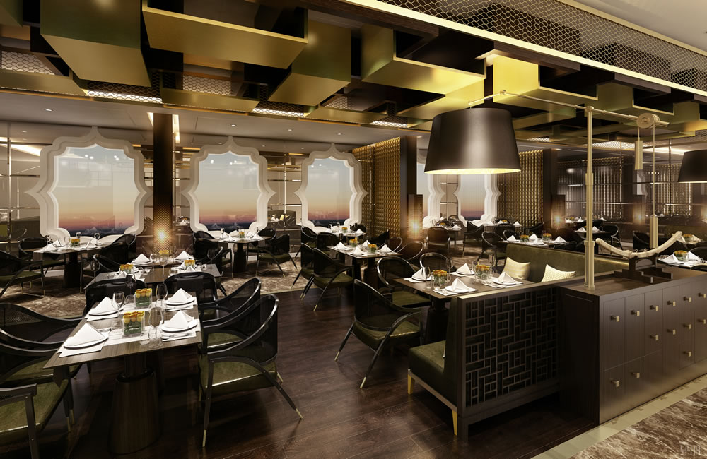 Seven Seas Explorer To Offer Pan Asian Restaurant Pacific Rim World Of Cruising Magazine