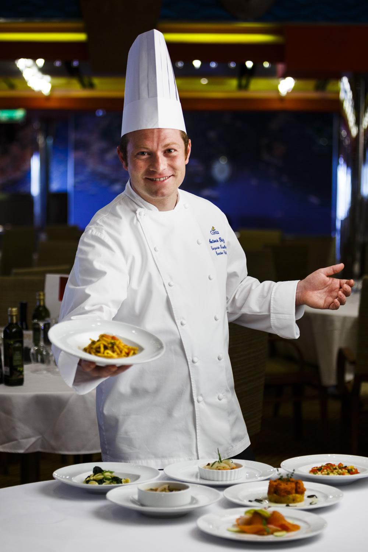 Antonio Brizzi Corporate Executive Chef