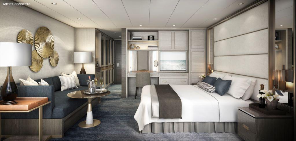 Esprit Yacht Suite rendering