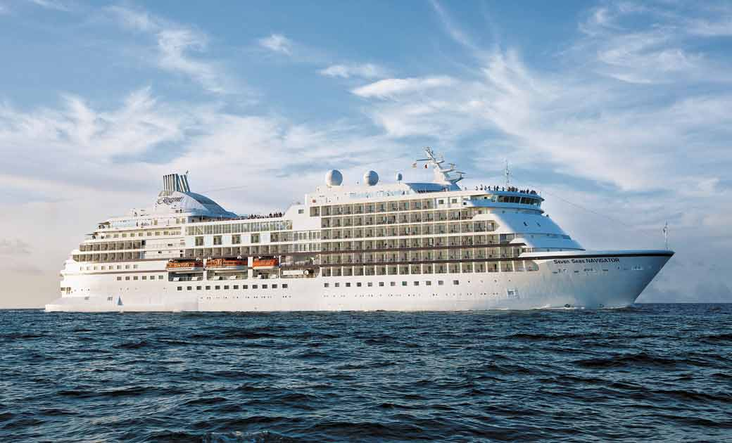 How to cruise around the world in all inclusive luxury for All around the world cruise