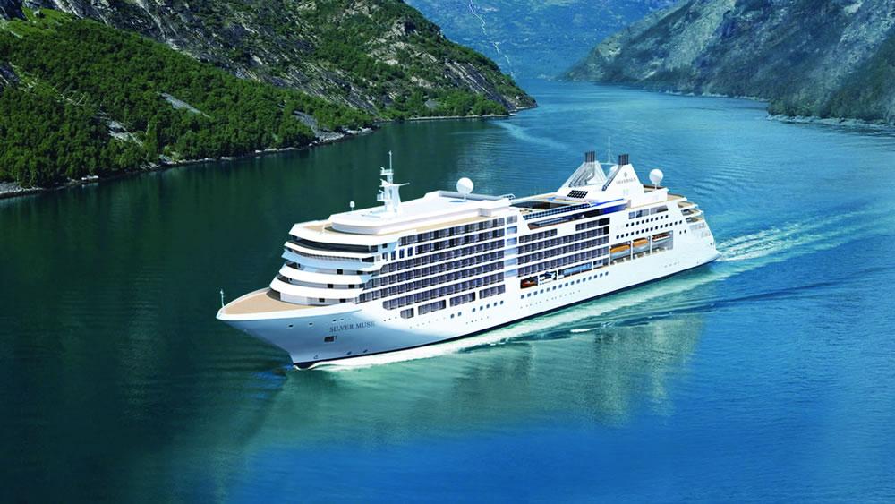 SIlversea cruise Silver Muse