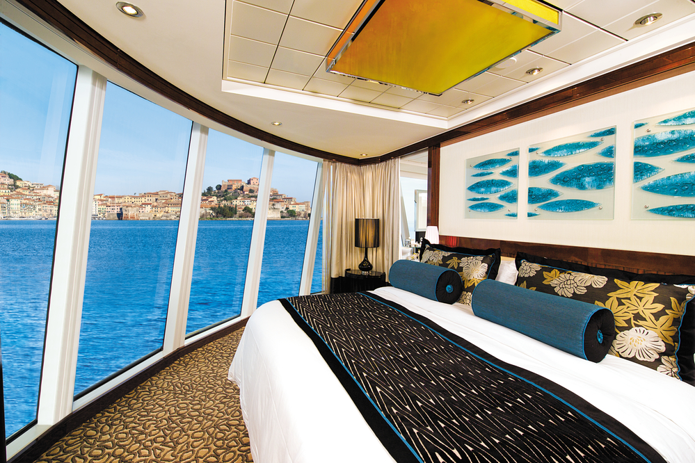 A round up of the best cruise line offers for july 2015 for Best round the world cruise