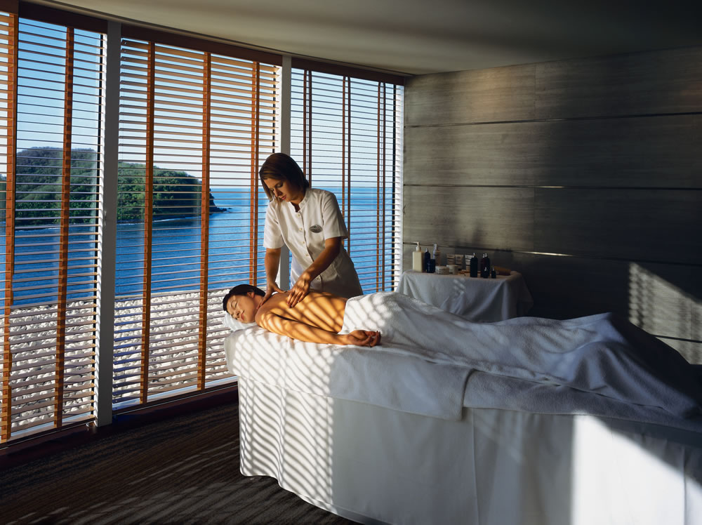 Crystal Serenity massage